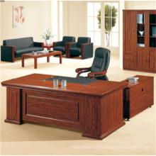 SteelArt-Büromöbeltischdesign des heißen Verkaufes hölzerne mit Stühlen