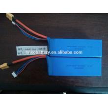 Puissant 14.8V 5000mah 20C lipo batterie pour avion RC, voiture, bateau etc.