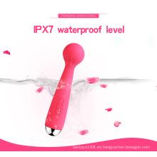 Producto sexual erótico vibrador del juguete del sexo femenino (IJ-DV0069)