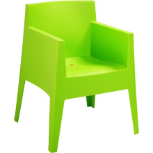 Modern Stackable Plastic Dining Chairs
