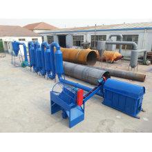 Leabon Nuevo diseño de biomasa Pipe Sawdust secador