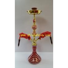 Style de mode de haute qualité Iron Nargile Smoking Pipe Shisha Hookah