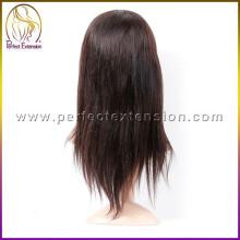Купить Китай продукции человеческих волос полный шнурок поставщик Малайзии яки парик волос