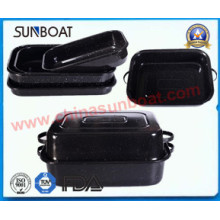 Carbon Steel Black Baking Tray