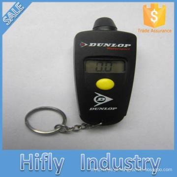 HF-GL-0810A Medidor De Pressão Dos Pneus Medidor De Pneu Do Carro Digital Medidor De Pressão Dos Pneus
