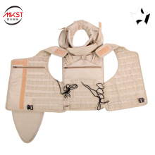 Full Protection Bullet Proof Vest With Neck Protector