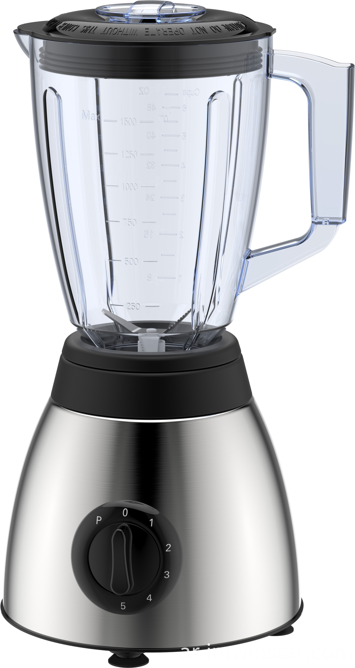 Five Speeds Blender