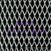 hebei anping KAIAN expanded pure silver mesh screens