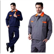 Colorblocked Modische Mechaniker Fabrik Baumwolle Workeruniform Workwear
