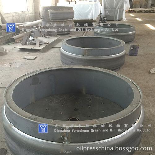 rice bran extract machine parts