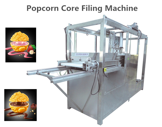 popcorn core filing machines