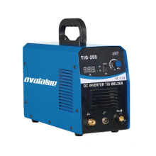TIG-200A AC DC small gas tig welding machine for aluminum welding price