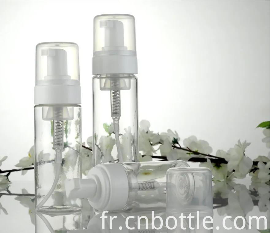 Pet圆形泡沫泵瓶