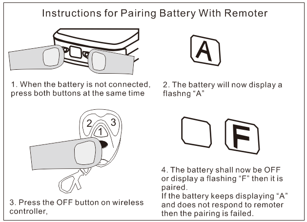 wireless pairing