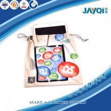 Fábrica moda bolsa de microfibra para telefones móveis