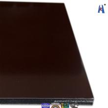 PVDF Coating of Aluminum Alloy Material Construction Acm