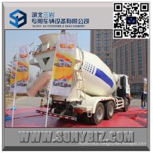 10 M3 Hino 700 Transport Mixer Truck