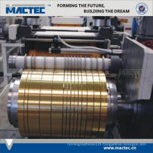 New type high quality used aluminum foil slitting machine