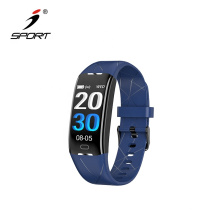 2019 New Bluetooth 4.2 Color Screen Heart Rate Detection Smart Fitness Watch Bracelet with Four Heart Rate Lights