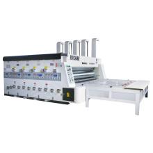 Manual board printing slotting machine