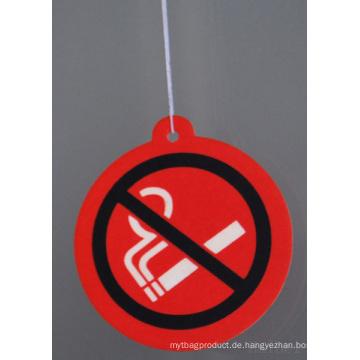Langlebiger, stark riechender Auto-Lufterfrischer zur Förderung (paf-19)
