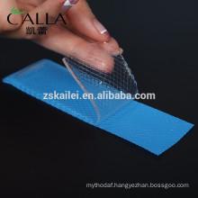 Scar repair silicone face mask