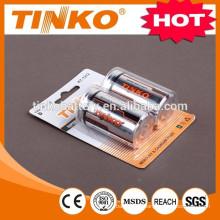 Carbon zinc battery R20P size D 1.5V