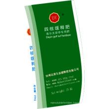 N 65% K2so4 Ibdu+Mu Slow Release Green Fertilizer 20-5-8