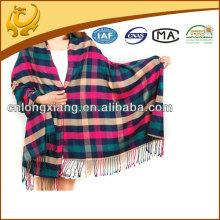 New Fashion Design Scarves Shawl, Lady Pashmina Cachecóis, Cachecóis Atacado
