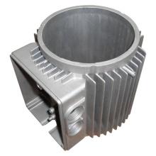 Customized Cast Motor Body with Machining