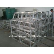 Vario marco de aluminio soldado