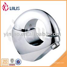 Уникальный дизайн круглой формы латунный смеситель для ванной комнаты