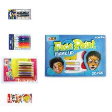 Set de peinture faciale (type push)