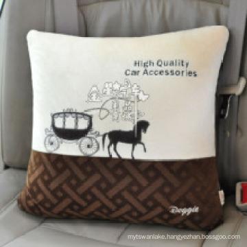 "2015 Hot Pillowcase Paris Tower 18""Linen Pillow Cover Colosseum Home Decorative Linen Throw Pillow Cushion Vintage Pillow"