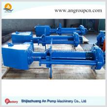 Medium Duty Abrasive Horizontal Slurry Pump