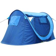 Tente de camping en plein air automatique double super légère