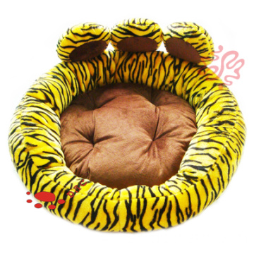 Tiger Stripes Plush Stuffed Pets Camas
