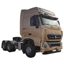 SINOTRUK Diesel Engine 430hp HOWO A7 Tractor Truck Price