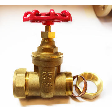Brass Gate Valves Multi-purpose shut-off valve