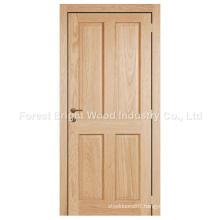 2015 New Modern Design Solid Wooden Door Hotel Door