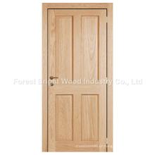 Porta de madeira contínua nova do hotel da porta do projeto 2015 moderno