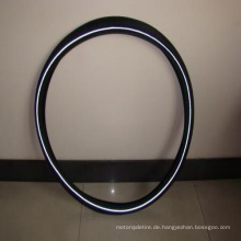 Taiwan-Fahrradreifen mit reflektierenden Linie