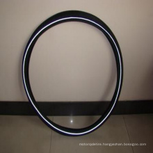 Taiwan bicycle tire with reflective line