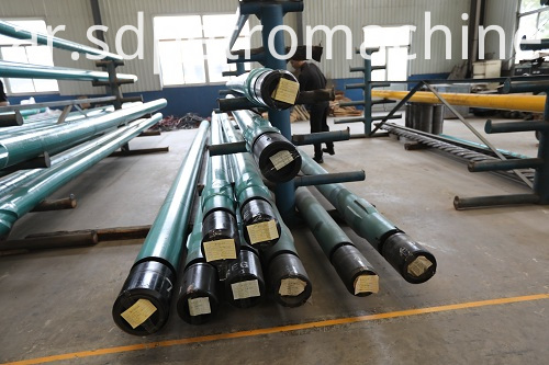 Oil Resistant Screw Drilling Downhole Motor