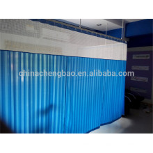 Rideaux de fenêtre chinois prêts à l'emploi rideau de cabine d'hôpital