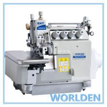 WD-Ext5214D прямого привода высокоскоростные оверлоки швейная машина