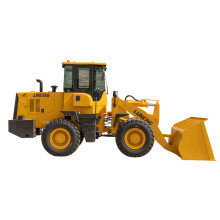 wheel loader 3 ton 4 wheel drive tractor with front loader