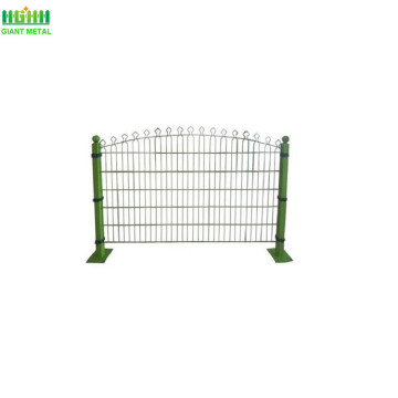 Metal Prestige Double Wire Pagar