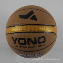 Chine usine personnalisée taille 7 PU basket-ball