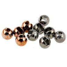 Tungsten Alloy Tungsten geschlitzte Perlen zum Angeln